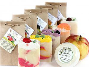 Аукцион!!! Вкусняшки для тела + скидка 15% участникам на всё!!! | Ярмарка Мастеров - ручная работа, handmade