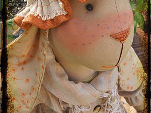Чердачная зая(первое занятие-всего 4!!) | Ярмарка Мастеров - ручная работа, handmade