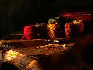 Вяжем рюкзачок с этническим орнаментом крючком | Ярмарка Мастеров - ручная работа, handmade