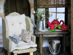 Домик запасливого мышонка. | Ярмарка Мастеров - ручная работа, handmade