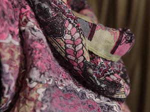 Вторая жизнь шерстяного платка | Ярмарка Мастеров - ручная работа, handmade