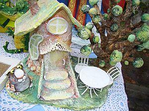 В мечтах о домике)   Ярмарка Мастеров - ручная работа, handmade