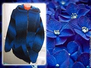 Вязанное пальто для женщин всех размеров | Ярмарка Мастеров - ручная работа, handmade