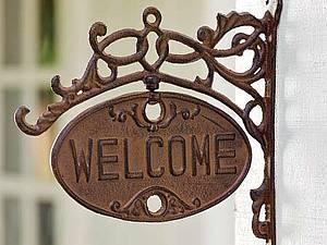 Приветствие | Ярмарка Мастеров - ручная работа, handmade