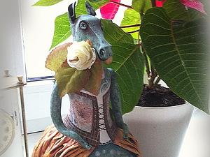 Лошадь в Наличии до 17 числа | Ярмарка Мастеров - ручная работа, handmade