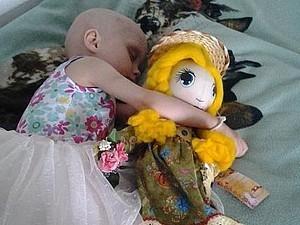 Помощь малышке Злате | Ярмарка Мастеров - ручная работа, handmade