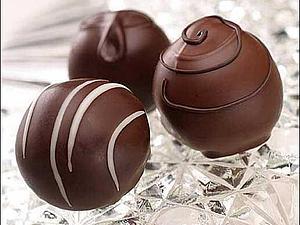Чудесные три конфетки! | Ярмарка Мастеров - ручная работа, handmade