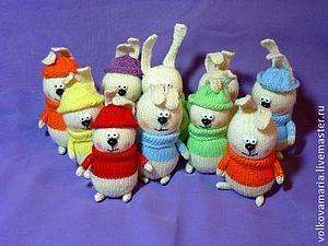 Кто еще не спас зайца??? | Ярмарка Мастеров - ручная работа, handmade