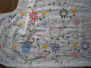 «Нарисуем, будем шить»: расписываем блузочную ткань. Ярмарка Мастеров - ручная работа, handmade.