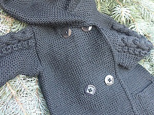 Теплые кофточки, пальто и жакеты   Ярмарка Мастеров - ручная работа, handmade