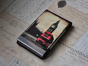 Я уеду жить в Лондон.... | Ярмарка Мастеров - ручная работа, handmade