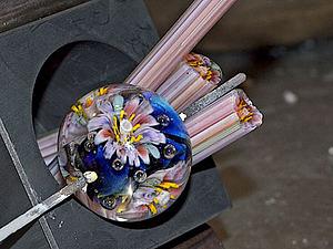 Делаем сложные мурини. Лэмпворк. Ярмарка Мастеров - ручная работа, handmade.