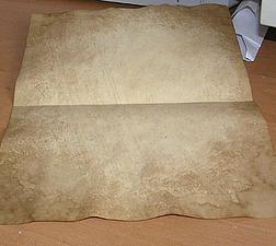Как просто затонировать бумагу. Ярмарка Мастеров - ручная работа, handmade.