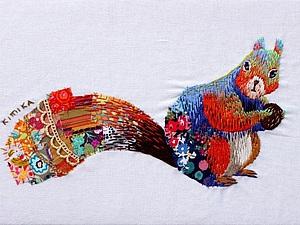 Летние скидки на остатки коллекции бижу ручной вышивки. Ярмарка Мастеров - ручная работа, handmade.