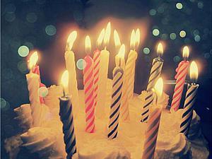 День рожденька в доме престарелых. | Ярмарка Мастеров - ручная работа, handmade