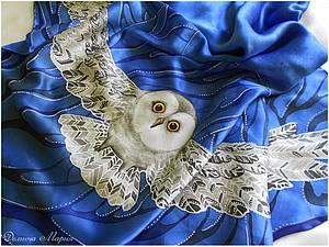 Скидка на шелковый платок
