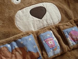 Мягкие кармашки для малышика | Ярмарка Мастеров - ручная работа, handmade