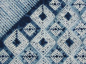 Индиго. Шибори | Ярмарка Мастеров - ручная работа, handmade