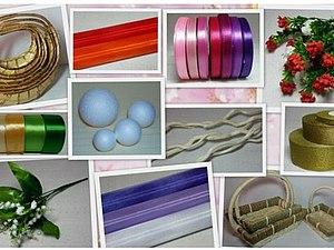 Обзор материалов для конфетной флористики   Ярмарка Мастеров - ручная работа, handmade