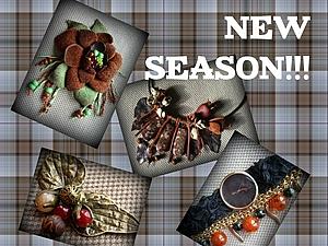 Здравствуй, осень или начинаем новый  сезон! | Ярмарка Мастеров - ручная работа, handmade