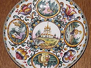 История вологодской финифти. Ярмарка Мастеров - ручная работа, handmade.