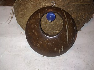 Поделки из кокоса, handmade