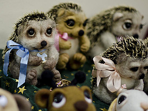 Мой зоопарк на выставке) | Ярмарка Мастеров - ручная работа, handmade