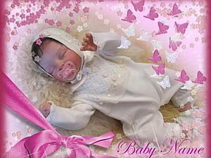 Малышка Ариеллочка- кукла реборн Инны Богдановой | Ярмарка Мастеров - ручная работа, handmade