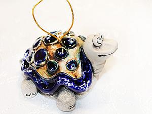 Дарим черепашку за понравившееся имя! | Ярмарка Мастеров - ручная работа, handmade