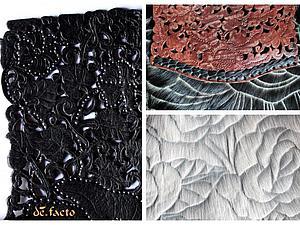 Сумки De Facto: уникальная резьба по меху | Ярмарка Мастеров - ручная работа, handmade