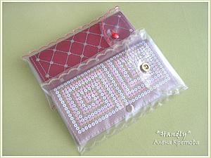 МК Милая упаковка из садовой плёнки. | Ярмарка Мастеров - ручная работа, handmade