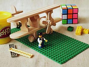 Многолотовый аукцион с нуля на деревянные эко-игрушки!   Ярмарка Мастеров - ручная работа, handmade