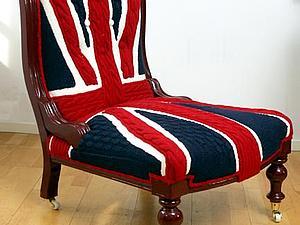 Вязаные кресла Melanie Porter   Ярмарка Мастеров - ручная работа, handmade
