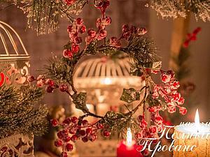 Новогодняя флористика уже в продаже! | Ярмарка Мастеров - ручная работа, handmade