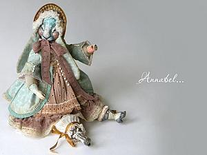 Рукодельницы Самары и Самарской области, приглашаю на свой МК по будуарной (диванной куколке) | Ярмарка Мастеров - ручная работа, handmade