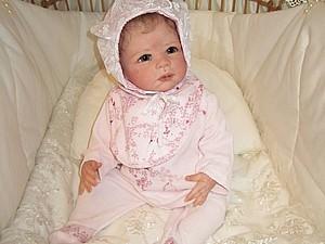 Малышка Маришка-кукла реборн Инны Богдановой | Ярмарка Мастеров - ручная работа, handmade