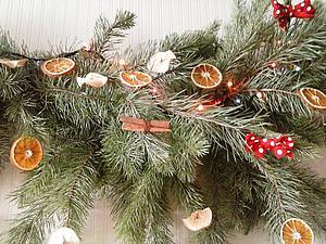 Видео мастер-класс «Как засушить фрукты для украшения елки». Ярмарка Мастеров - ручная работа, handmade.