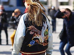 Готовимся к модной осени: выбираем куртку бомбер. Ярмарка Мастеров - ручная работа, handmade.