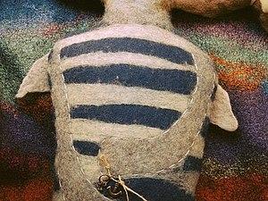 Валяние авторских Ангелов-ЗасыпАнгелов с дизайнером Смирновой Еленой.   Ярмарка Мастеров - ручная работа, handmade