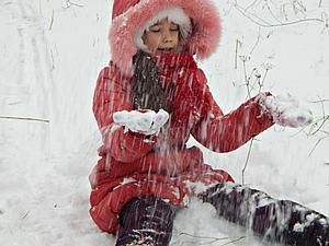 Поймали снег)) | Ярмарка Мастеров - ручная работа, handmade