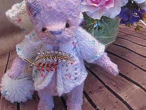 Розыгрыш чудесной мишки Лавандочки!!!!! | Ярмарка Мастеров - ручная работа, handmade