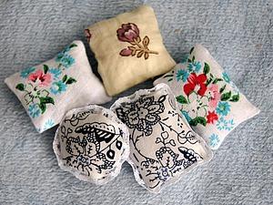 Видео мастер-класс: подушки для кукол без шитья. Ярмарка Мастеров - ручная работа, handmade.