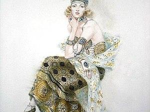Женщины в Стиле Модерн. Светлана Овинова | Ярмарка Мастеров - ручная работа, handmade