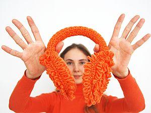 Оранжевое настроение | Ярмарка Мастеров - ручная работа, handmade