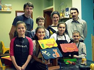 Мастер-класс по деревянным кормушкам от Мастерской №13 | Ярмарка Мастеров - ручная работа, handmade