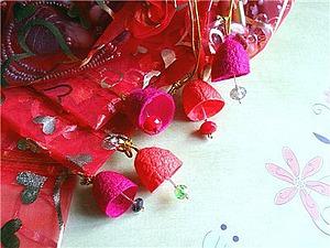 Мини мастер-класс: делаем колокольчики для подарочной упаковки. Ярмарка Мастеров - ручная работа, handmade.