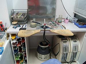 Мастерская на балконе. Как ее построить и избежать ошибок. Ярмарка Мастеров - ручная работа, handmade.