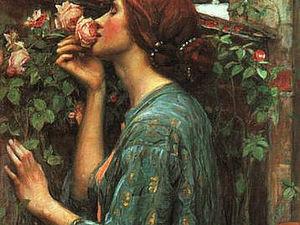 Душа розы | Ярмарка Мастеров - ручная работа, handmade