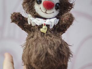 Конфета Мишка Шоколадный пудинг! | Ярмарка Мастеров - ручная работа, handmade
