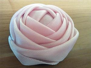 Создаем розу для брошь-букета. Ярмарка Мастеров - ручная работа, handmade.